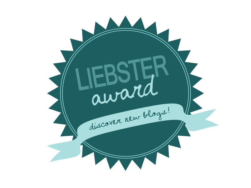 Liebster Award- Nanamia OPT