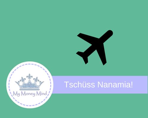 Tschüß Nanamia