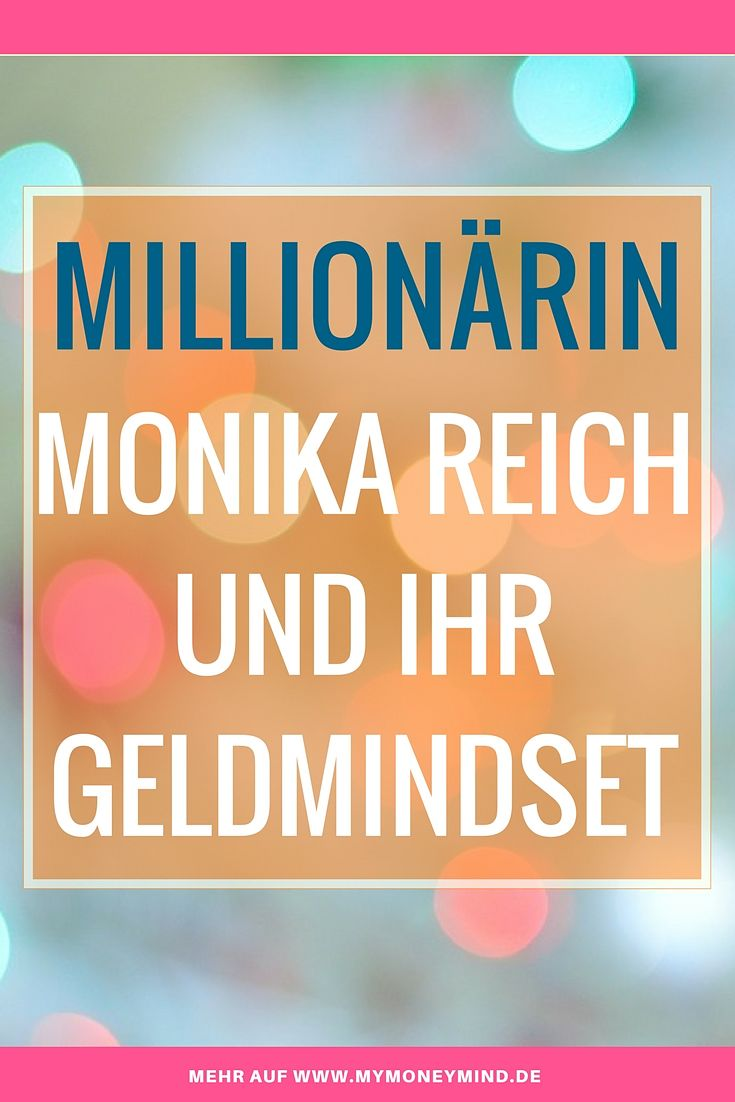 Millionärin Mindset