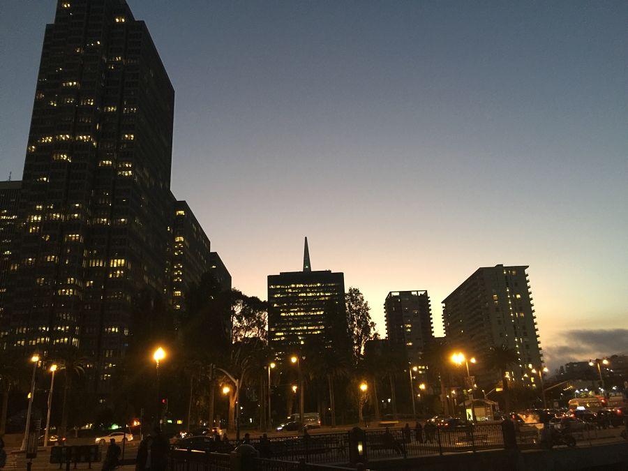 Tod oder lebendig in San Francisco