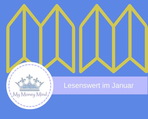 Blogbeiträge Januar