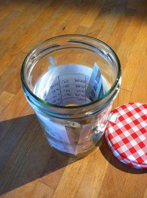 Kein Geld für Urlaub - die 52-Wochen-Herausforderung