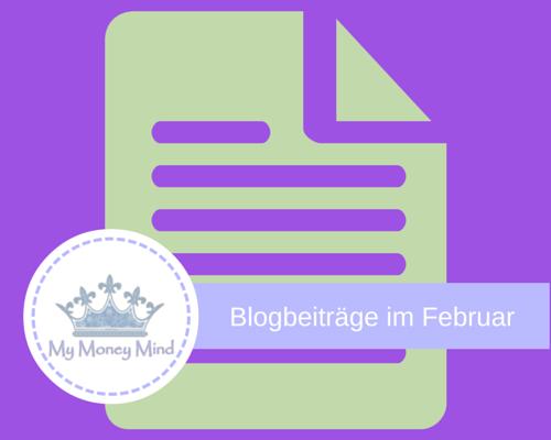 Blogbeiträge Februar