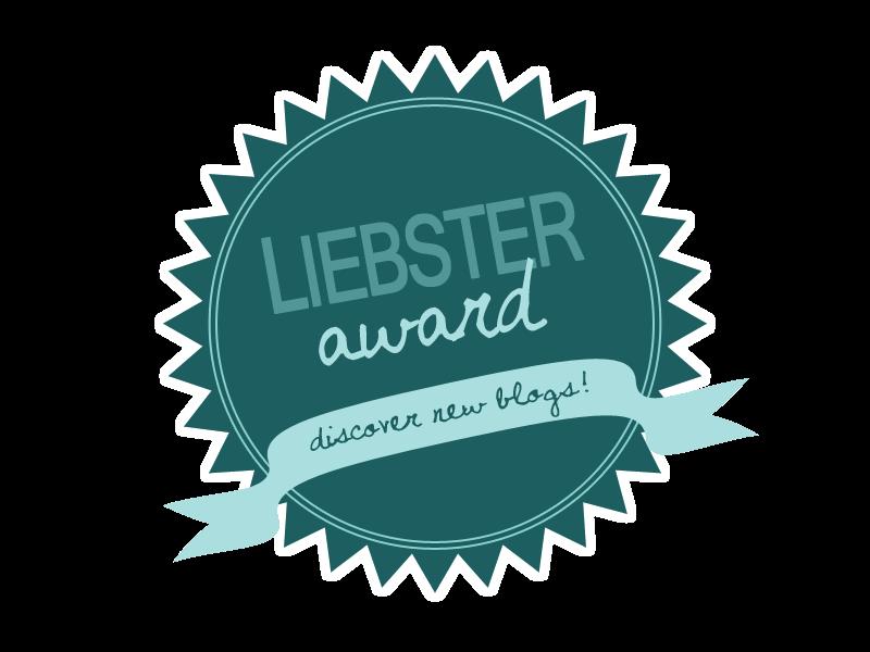 Liebster Award- Nanamia OPT