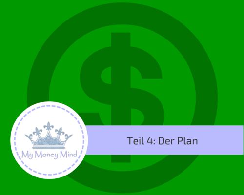 Geld verdienen der Plan
