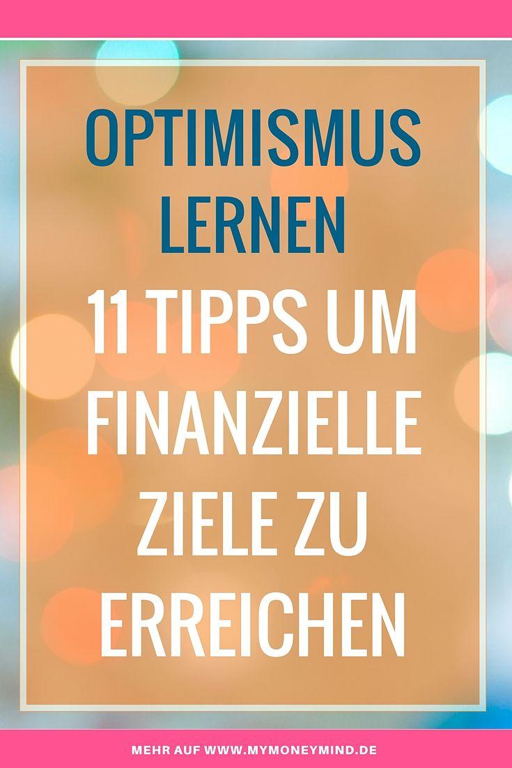 Optimismus lernen