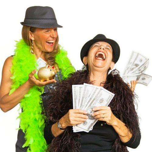 Musical Money talks Linda Benninghoff