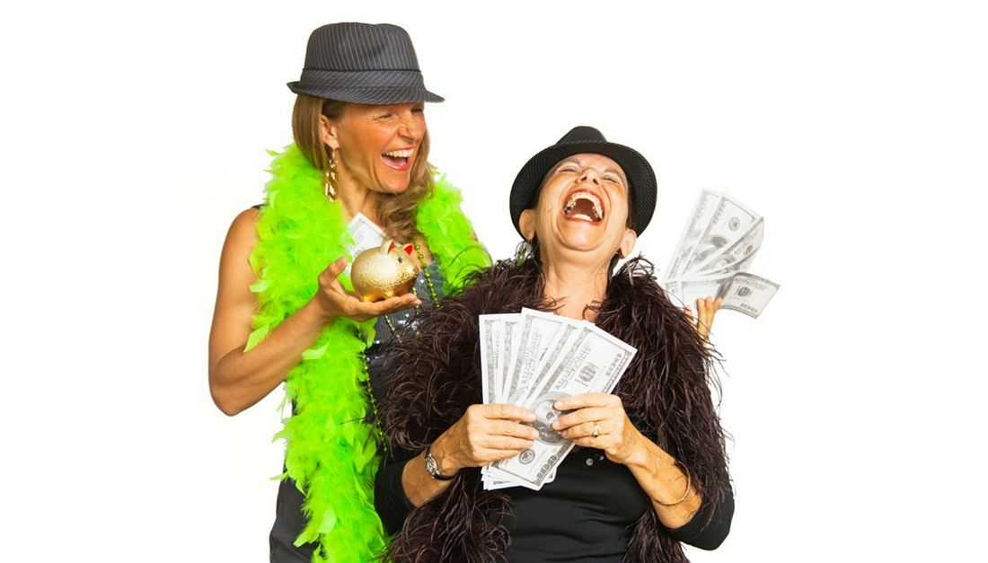 Money talks – aber was will es mir sagen? (Musical)