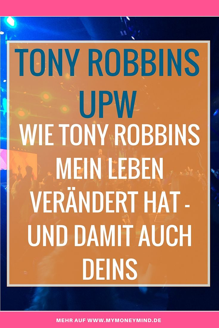 Tony Robbins UPW